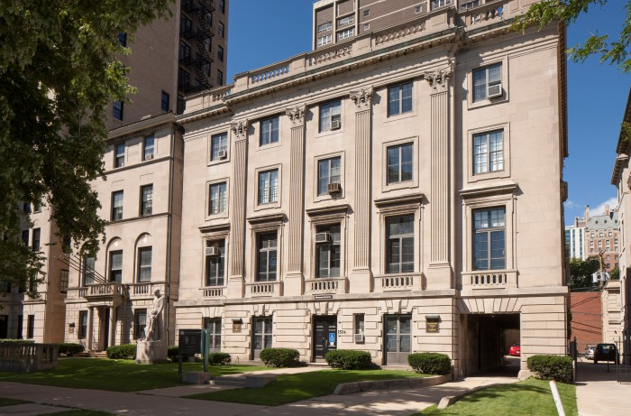 Chicago historic mansions